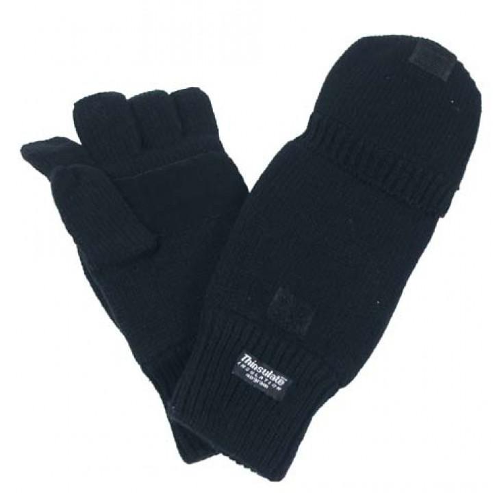 Трикотажные перчатки/рукавицы