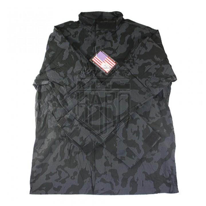 Мужская куртка сухопутных войск US ACU Rip Stop night-camo