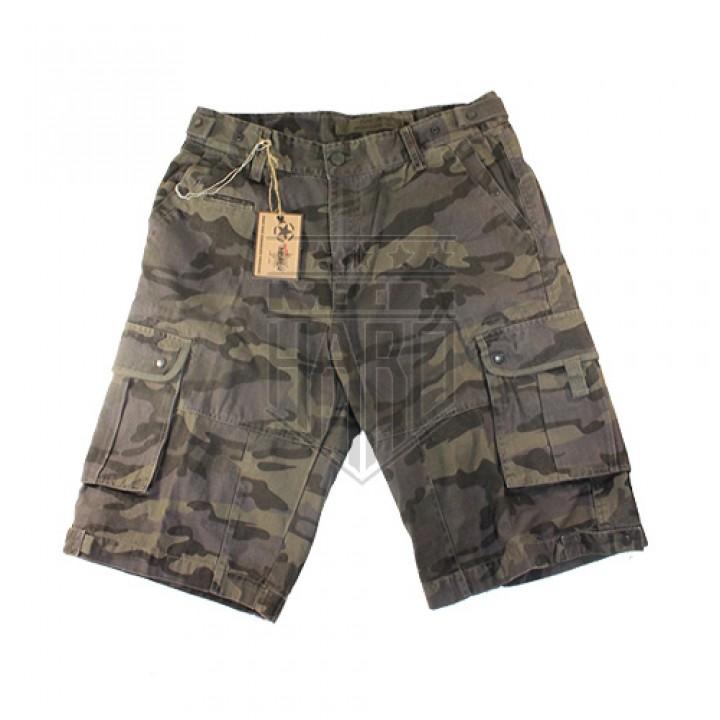 "Мужские шорты милитари ""Combo"" combat camo"