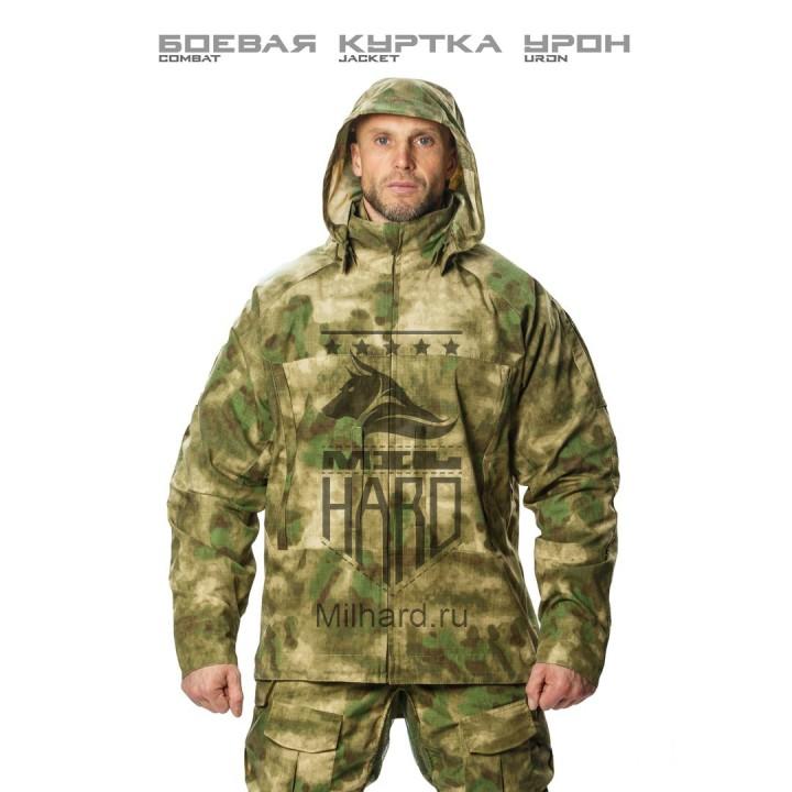 """Боевая куртка """"УРОН"""" в A-TACS FG"""